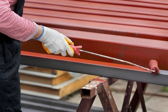 Anticorrosive and Protective Paint & Passivation